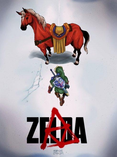 ZeldaAkira