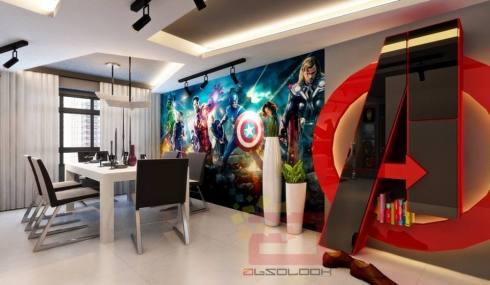 AvengersDiningRoom