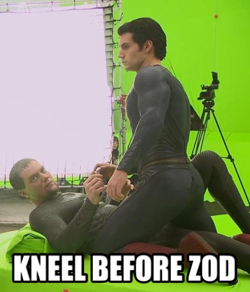 KneelBeforeZod