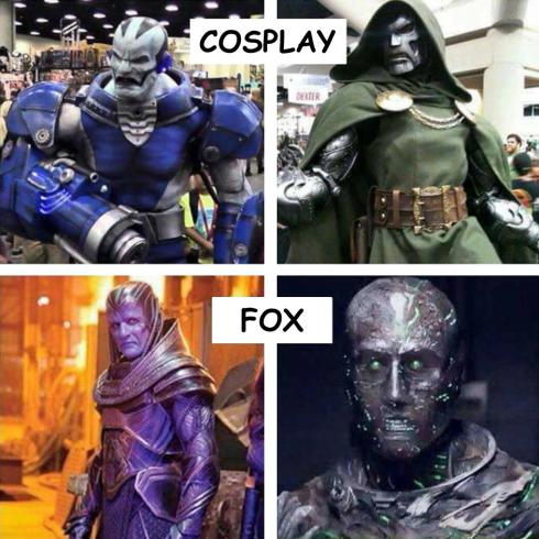 CosplayFox
