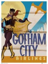 DCbombshells - Batgirl
