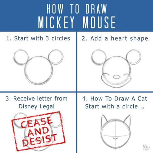DrawMickey